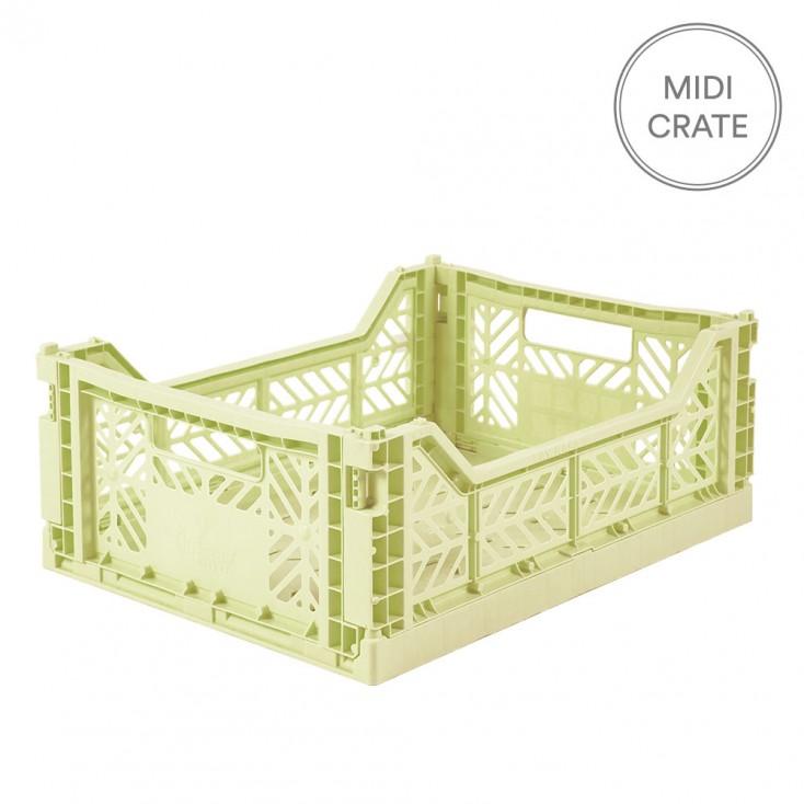 Aykasa Folding Crate Midi - Melon