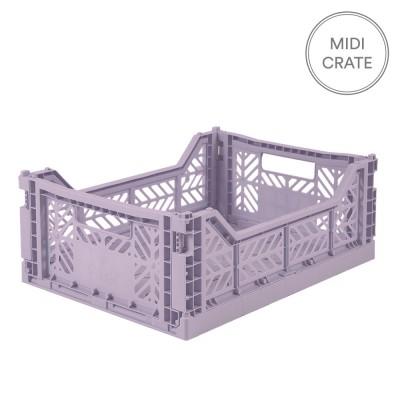 Aykasa Folding Crate Midi - Orchid