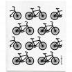 Jangneus Dishcloth - Black Bike