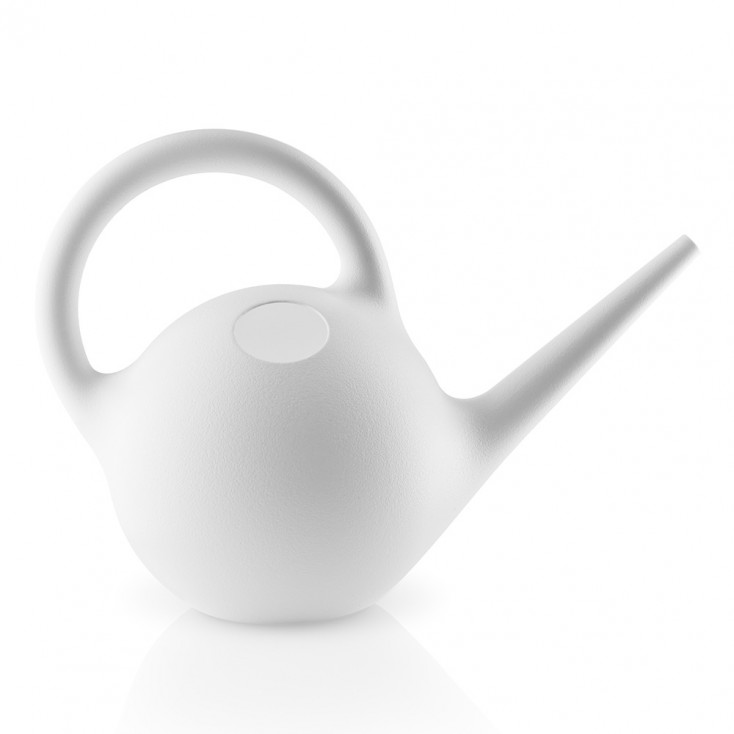 Eva Solo White Globe Watering Can - 2.5 Litres
