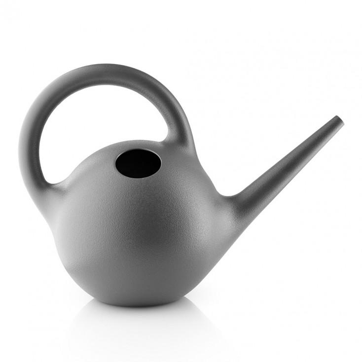 Eva Solo Grey Globe Watering Can - 2.5 Litres