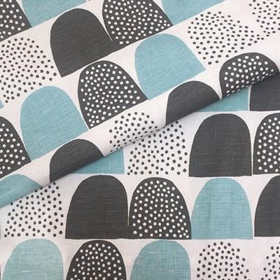Scandinavian Fabric - Kauniste Sokeri Blue