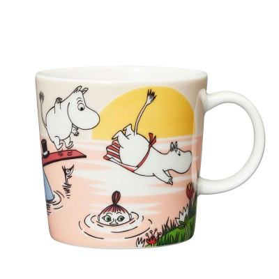Arabia Moomin Seasonal Mug - Evening Swim