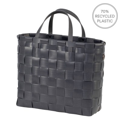 Handed By Petite Dark Grey Shopper