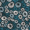 Scandinavian Fabric - Spira Yoko Blue