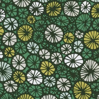 Scandinavian Fabric - Spira Yoko Green