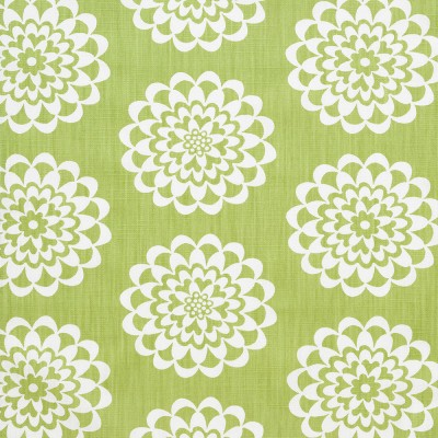 Scandinavian Fabric - Spira Lycka - Light Green