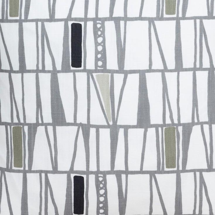 Scandinavian Fabric - Spira Mosaik Linen