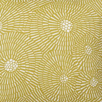 Scandinavian Fabric - Spira Virvelvind Mustard