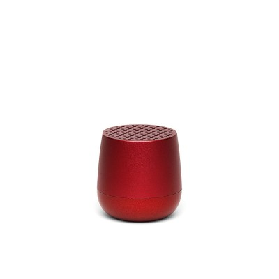 Lexon MINO Pairable Bluetooth Speaker - Red