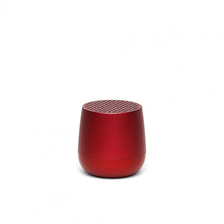Lexon MINO Pairable Bluetooth Speaker - Red