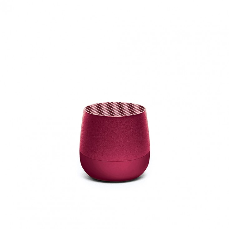 Lexon MINO Pairable Bluetooth Speaker - Plum