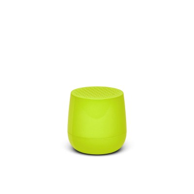 Lexon MINO Pairable Bluetooth Speaker - Fluro Yellow