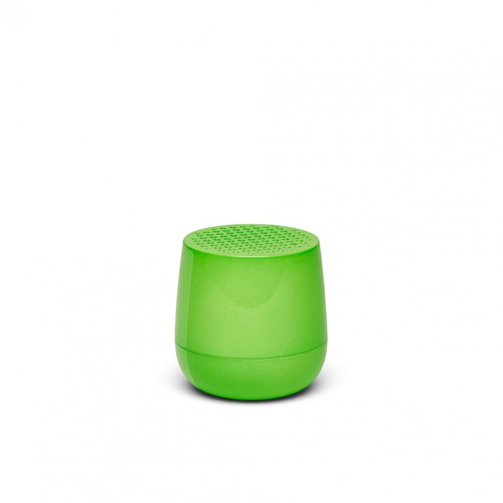 Lexon MINO Pairable Bluetooth Speaker - Fluro Green