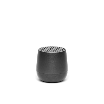 Lexon MINO Pairable Bluetooth Speaker - Gunmetal