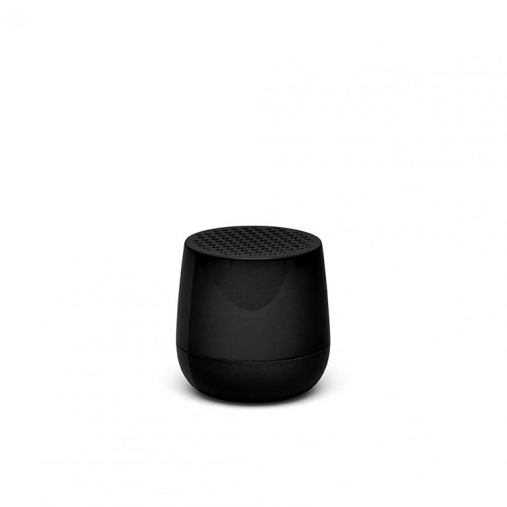 Lexon MINO Pairable Bluetooth Speaker - Glossy Black
