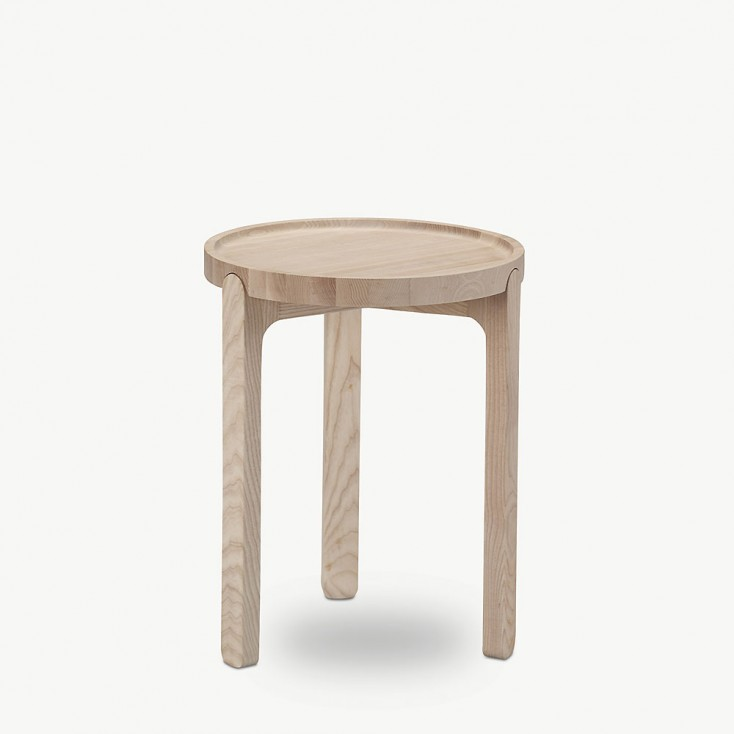 Skagerak Indskud Tray Table Ø34 - Ash