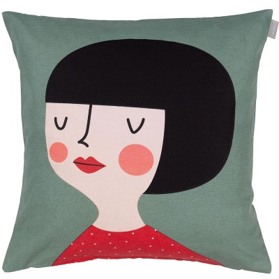 Spira Face Cushion Cover - Kerstin