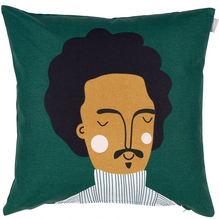 Spira Face Cushion Cover - Jacob