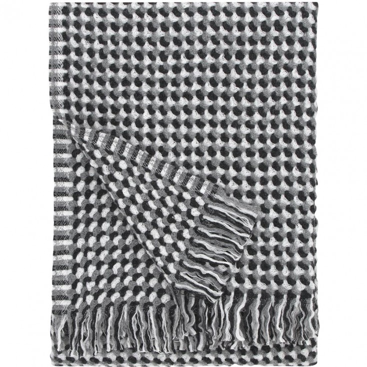 Lapuan Kankurit Grey Alva Blanket