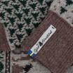 Öjbro Swedish Wool Socks - Skogen