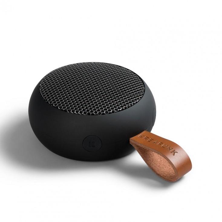 Kreafunk aGo Bluetooth Speaker - Black Edition