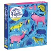 Mammals with Mohawks 500 Piece Jigsaw Puzzle
