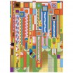 Frank Lloyd Wright Saguaro Cactus And Forms Foil Stamped 1000 Piece Puzzle