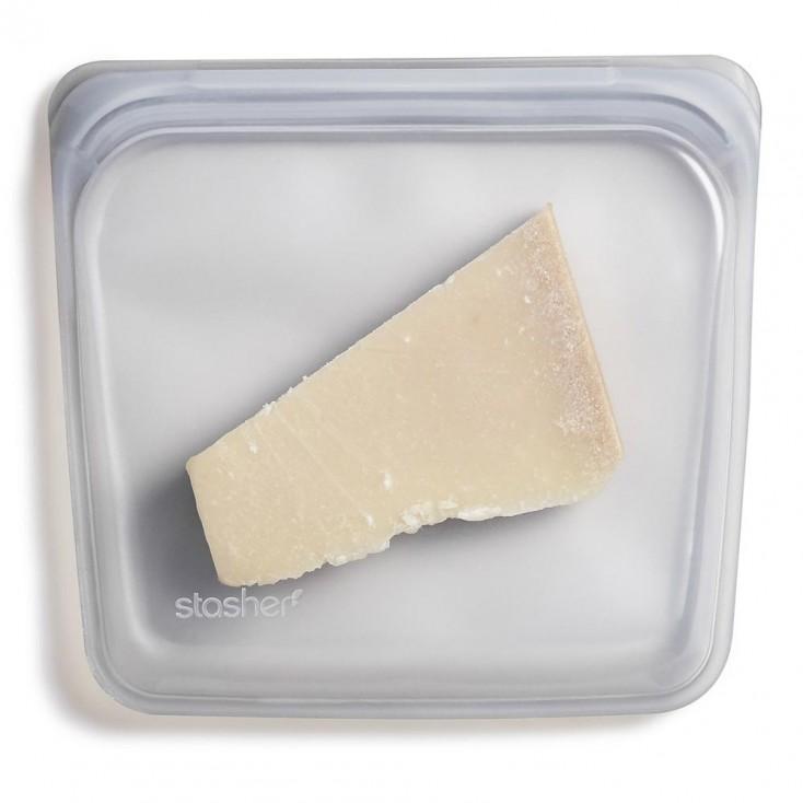 Stasher Silicone Sandwich Bag - Stardust