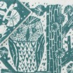 Lapuan Kankurit Metsikkö Blanket - Spruce Green