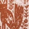 Lapuan Kankurit Metsikkö Blanket - Cinnamon
