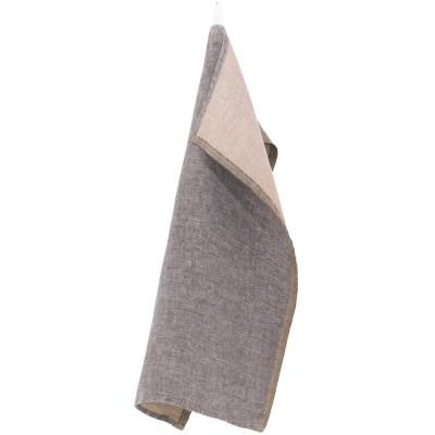 Lapuan Kankurit Duo Tea Towel - Brown & Cinnamon