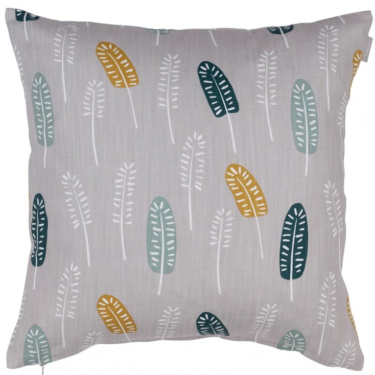 Spira Vippa Cushion Cover - Petrol Green