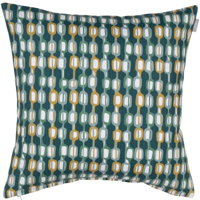Spira Fält Cushion Cover - Petrol Green