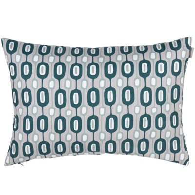 Spira Frö Cushion - Petrol Green