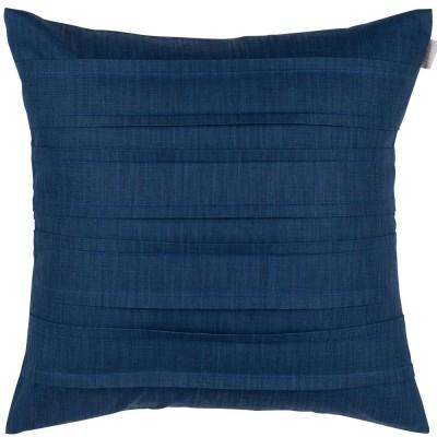 Spira Pleat Cushion Cover - Marine Blue