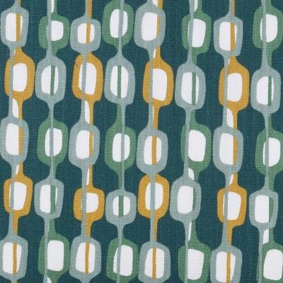 Scandinavian Fabric - Spira Fält Petrol Green