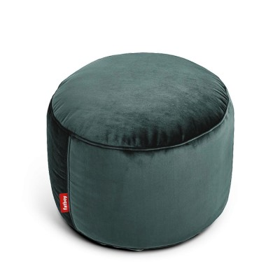Fatboy Velvet Point Pouf - Light Petrol