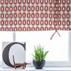 Scandinavian Fabric - Spira Frö Terracotta