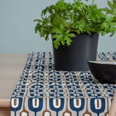 Spira Frö Table Runner - Blue