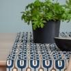 Scandinavian Fabric - Spira Frö Blue
