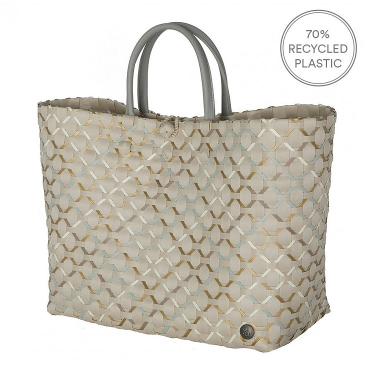 Handed By Glamour Shopper - Sand