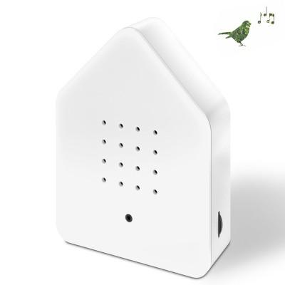 Zwitscherbox White