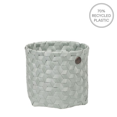 Handed By Mini Dimensional Basket - Eucalyptus