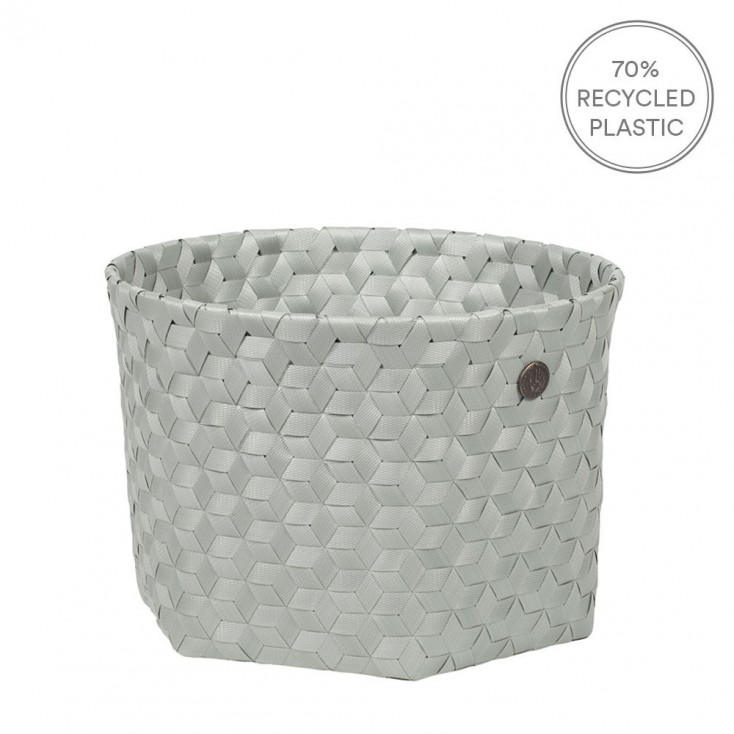 Handed By Small Dimensional Basket - Eucalyptus
