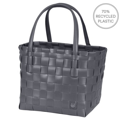 Handed By Colour Match Shopper - Dark Grey