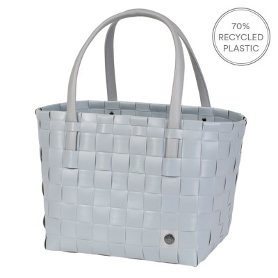 Handed By Colour Match Shopper - Steel Grey