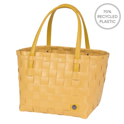 Handed By Colour Match Shopper - Mustard