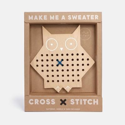Cross Stitch Friend - Owl