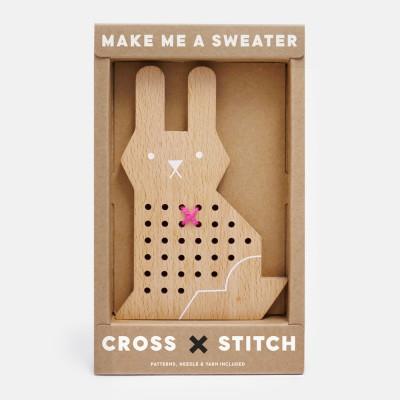 Cross Stitch Friend - Rabbit